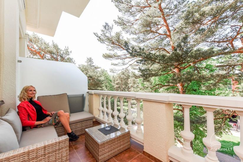 Royal Tower Apartments – išskirtiniai apartamentai ypatingiem svečiam ant pat Baltijos jūros kranto! - 18