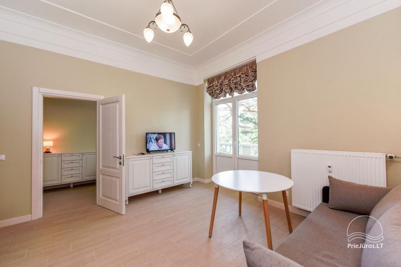 Royal Tower Apartments – išskirtiniai apartamentai ypatingiem svečiam ant pat Baltijos jūros kranto! - 19