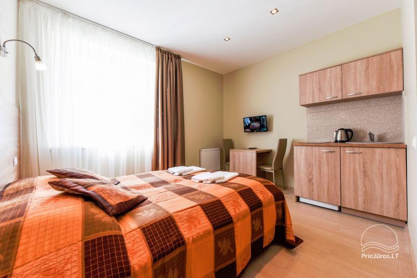 Royal Tower Apartments – išskirtiniai apartamentai ypatingiem svečiam ant pat Baltijos jūros kranto! - 20