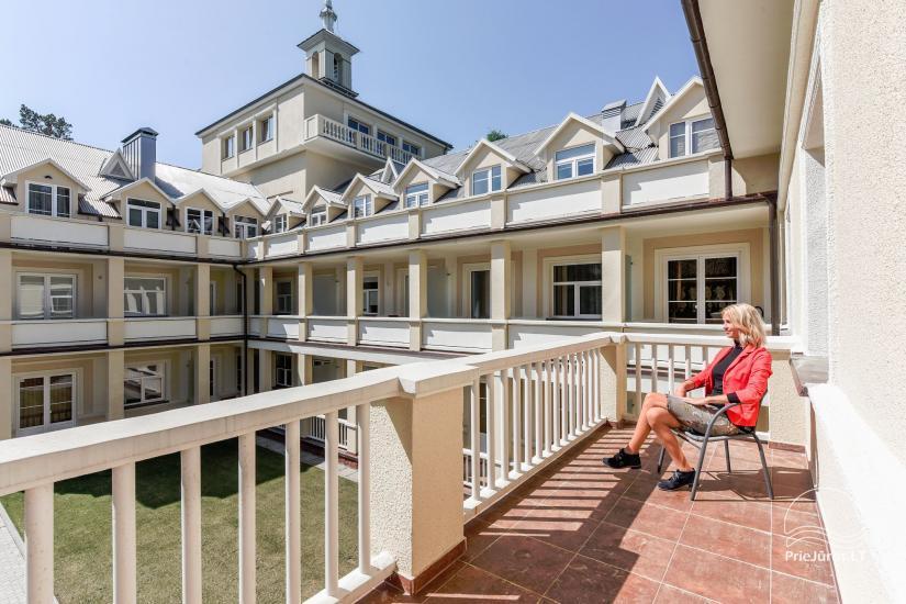 Royal Tower Apartments – išskirtiniai apartamentai ypatingiem svečiam ant pat Baltijos jūros kranto! - 21