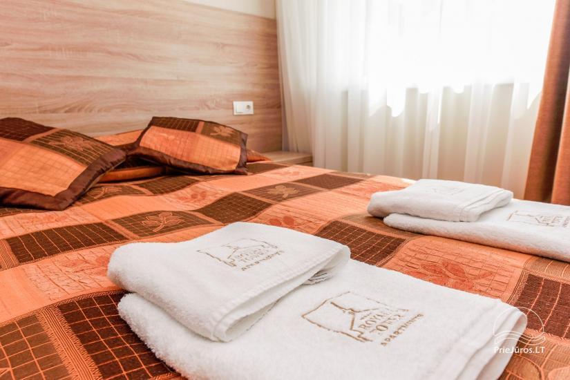Royal Tower Apartments – išskirtiniai apartamentai ypatingiem svečiam ant pat Baltijos jūros kranto! - 24