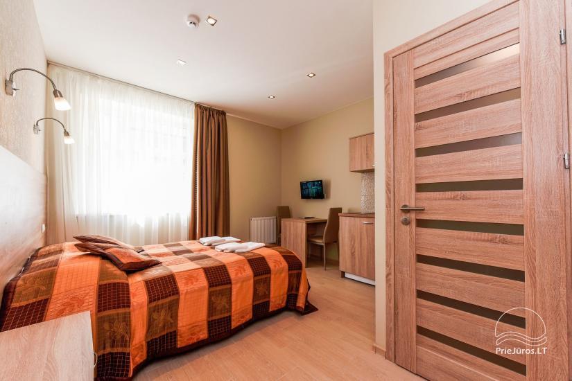 Royal Tower Apartments – išskirtiniai apartamentai ypatingiem svečiam ant pat Baltijos jūros kranto! - 25