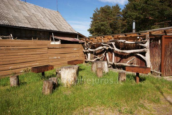 Quadruple holiday cottages for Rent in Sventoji Svajone|