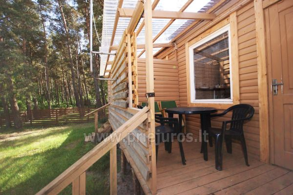 Quadruple holiday cottages for Rent in Sventoji Svajone| - 3