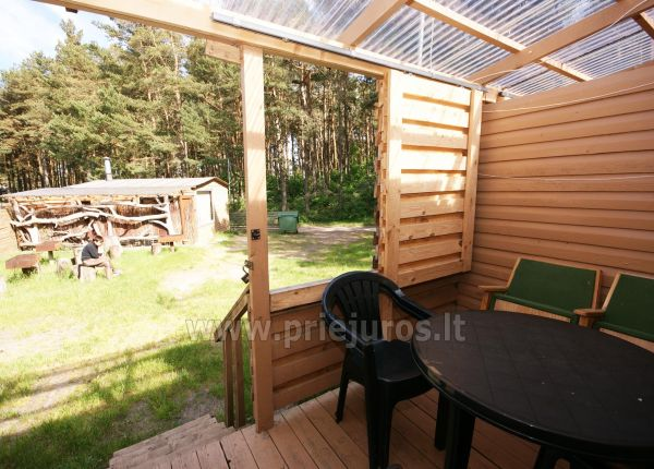 Quadruple holiday cottages for Rent in Sventoji Svajone| - 4