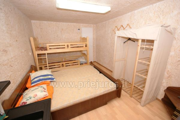 Quadruple holiday cottages for Rent in Sventoji Svajone| - 7