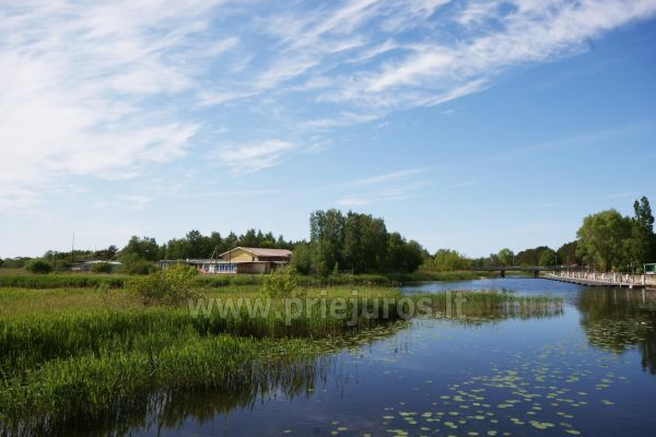 Quadruple holiday cottages for Rent in Sventoji Svajone| - 13