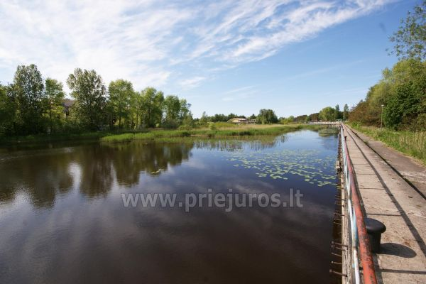 Quadruple holiday cottages for Rent in Sventoji Svajone| - 14