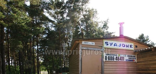 Quadruple holiday cottages for Rent in Sventoji Svajone| - 17
