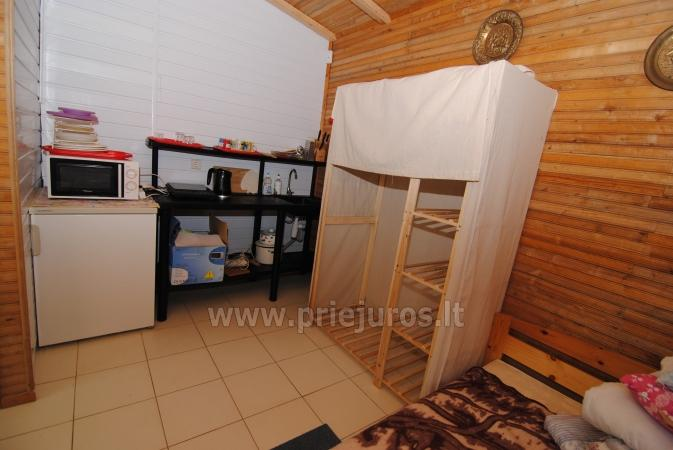 Quadruple holiday cottages for Rent in Sventoji Svajone| - 21