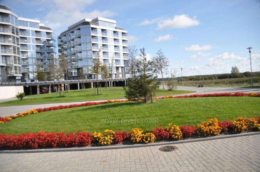Ferienwohnung in Sventoji, im Komplex Elija - 3