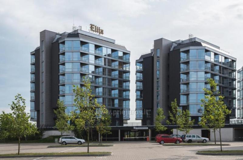 Apartamentai Elijos komplekse Šventojoje