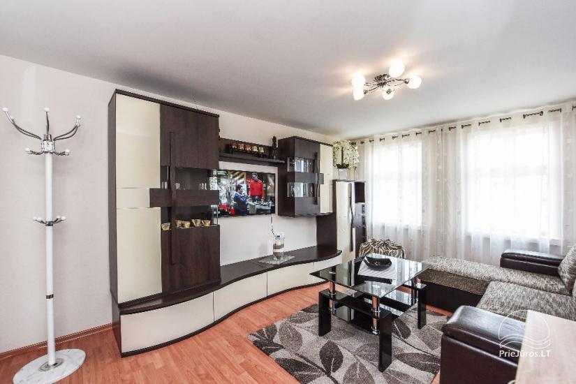 Apartments for rent in Nida - 1