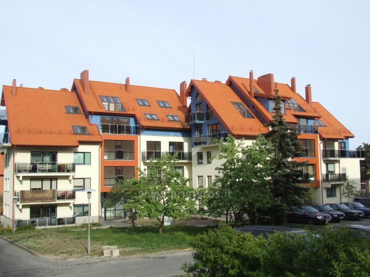 Studijos ir apartamentų nuoma Nidos centre