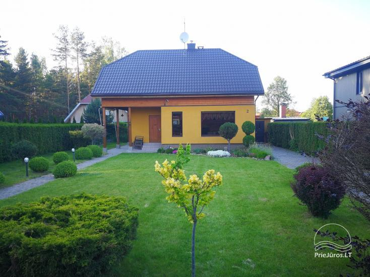 House for rent near the sea, in Kunigiskes! - 1