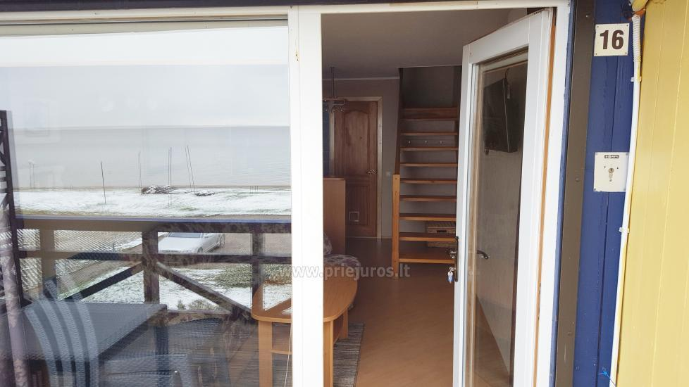 Apartments for rent in Nida, in Curonian Spit, in Lithuania - 1