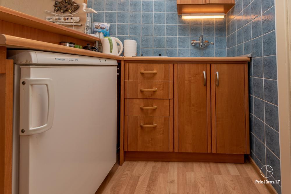 Apartamentų nuoma Nidoje - 11