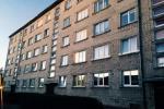 Saulėtas dviejų kambarių butas Venspilyje pirmame aukšte