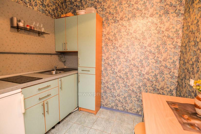 Butų, kambarių nuoma Juodkrantėje Pas Janiną - 9