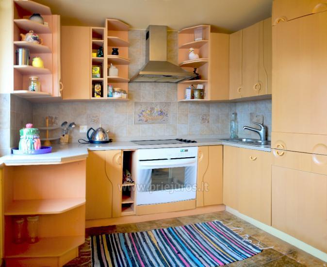 wohnung mit klimaanlage sauna im zentrum von nida balticseaside lt. Black Bedroom Furniture Sets. Home Design Ideas