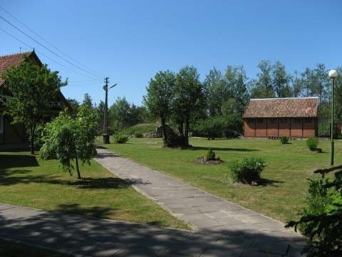 Guest House with banquet hall in Melnrage near Klaipeda - 1