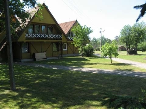 Guest House with banquet hall in Melnrage near Klaipeda - 11