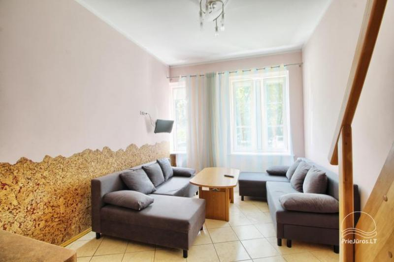 Wohnung Miete in Juodkrante (4+2)