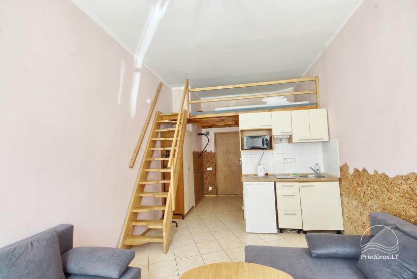 Dzīvokļa īre Juodkrante (4+2 vietīga) - 2