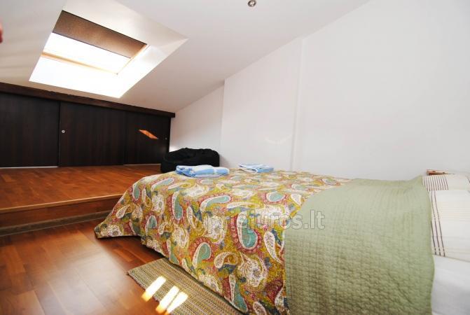 Dviejų kambarių butas per du aukštus Nidoje - 7