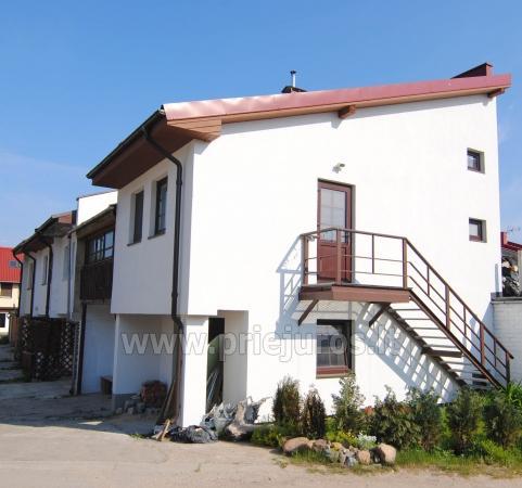Dviejų kambarių butas per du aukštus Nidoje - 11