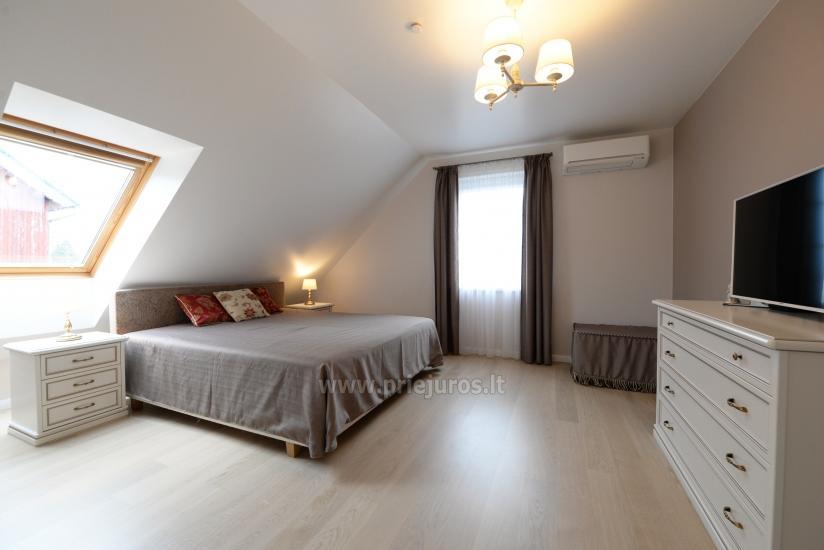Nida House - mini viesnīca. Lieliska izvēle tiem, kas vēlas atpūsties dabas un jūras ieskautā vietā - 26