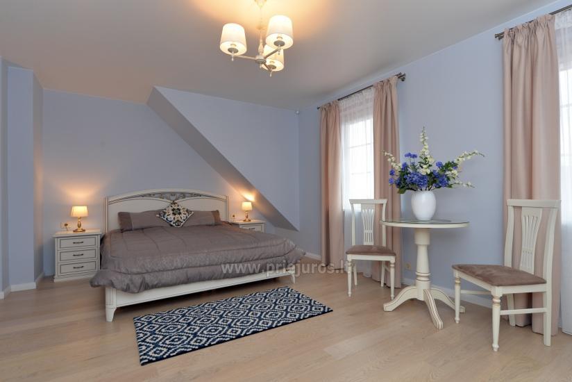 Nida House - mini viesnīca. Lieliska izvēle tiem, kas vēlas atpūsties dabas un jūras ieskautā vietā - 33