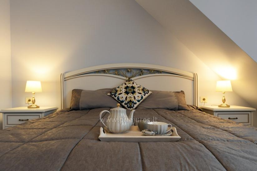 Nida House - mini viesnīca. Lieliska izvēle tiem, kas vēlas atpūsties dabas un jūras ieskautā vietā - 35