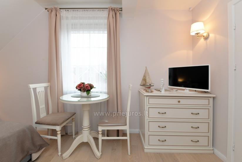 Nida House - mini viesnīca. Lieliska izvēle tiem, kas vēlas atpūsties dabas un jūras ieskautā vietā - 42