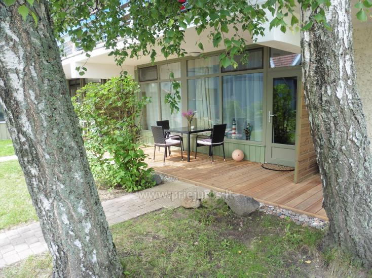 Cozy two-room apartment of 35 m2 with a terrace on the ground floor. View on Curonian Lagoon - 5