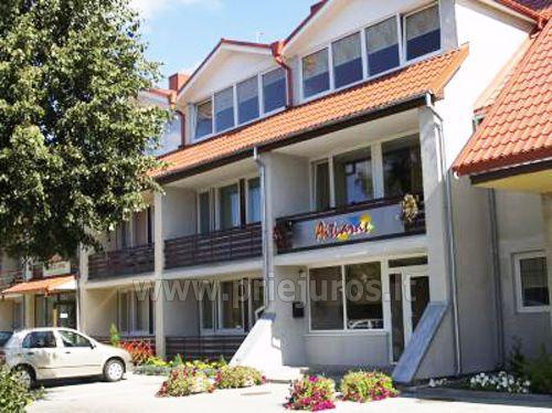 Aitvaras – Erholungsheim in Palanga