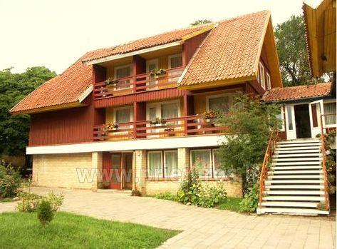 Holiday home in Nida Zuvedra - 1