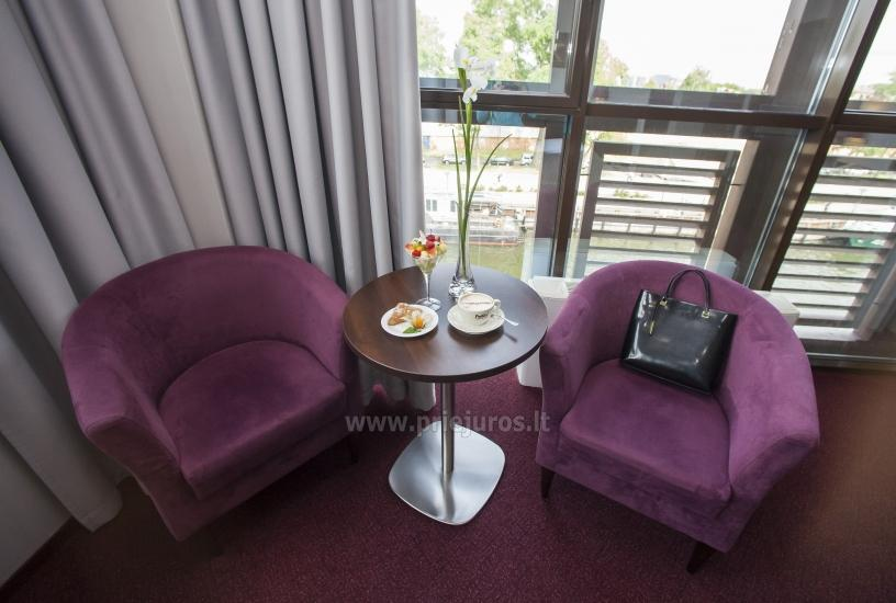 Modern hotel in Klaipeda Old Mill Hotel *** - 5