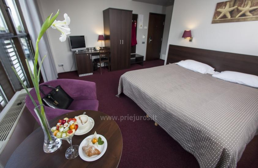 Modern hotel in Klaipeda Old Mill Hotel *** - 6