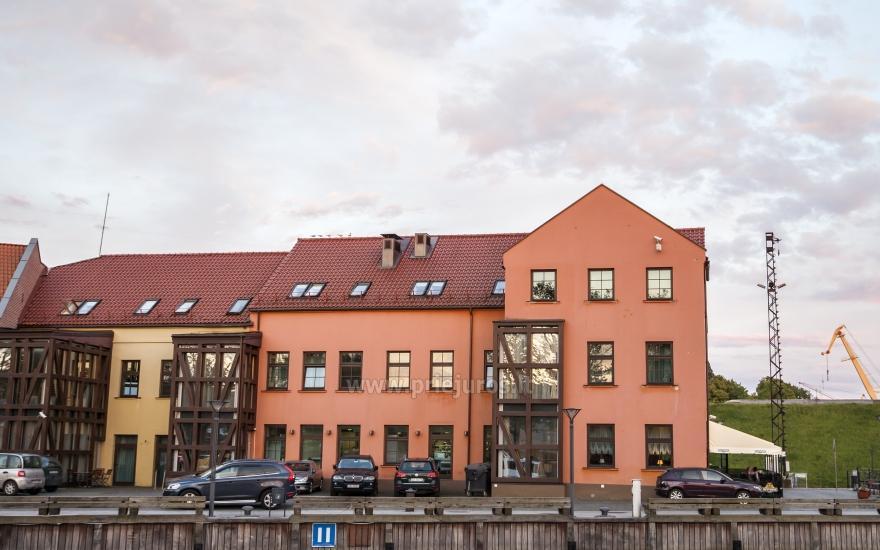 Viešbutis Klaipėdoje Old Mill Conference. Erdvūs kambariai, konferencijų ir pobūvių salė, restoranas - 13