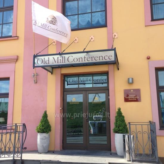 Hotel in Klaipeda Old Mill Conference