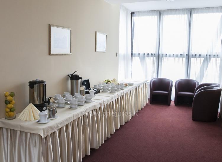 Viešbutis Klaipėdoje Old Mill Conference. Erdvūs kambariai, konferencijų ir pobūvių salė, restoranas - 8
