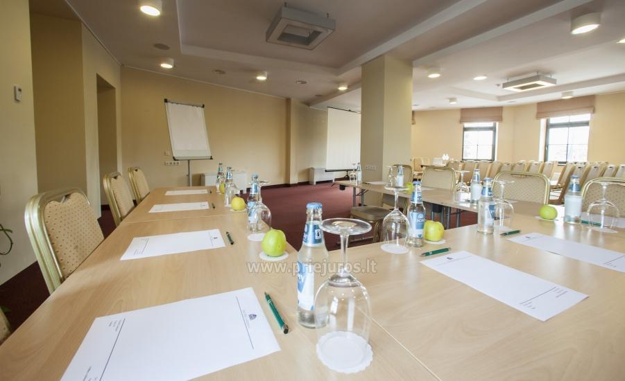 Viešbutis Klaipėdoje Old Mill Conference. Erdvūs kambariai, konferencijų ir pobūvių salė, restoranas - 10