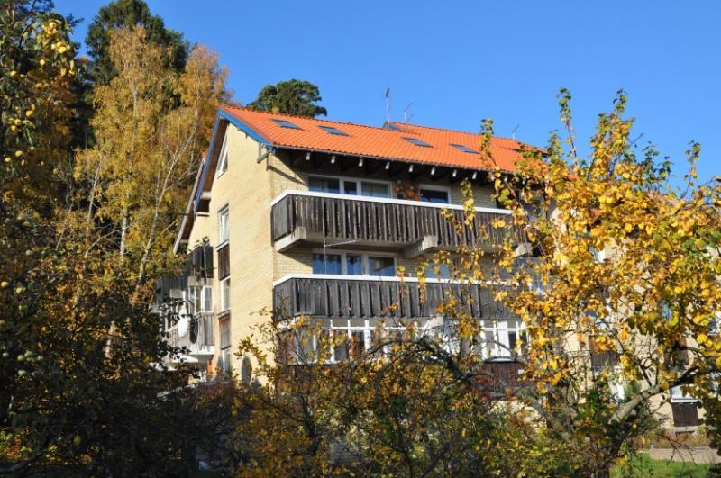 Vieno ir dviejų kambarių butai Juodkrantėje