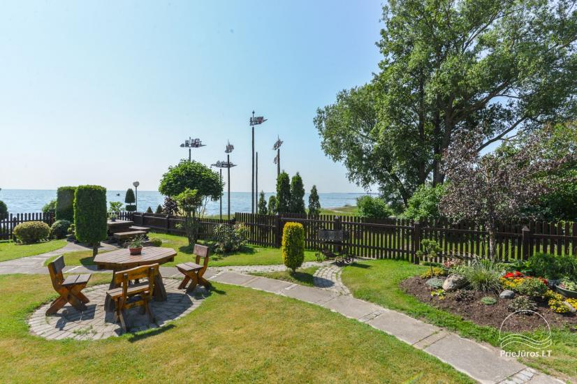 Guest House in Nida Villa Elvyra - 11