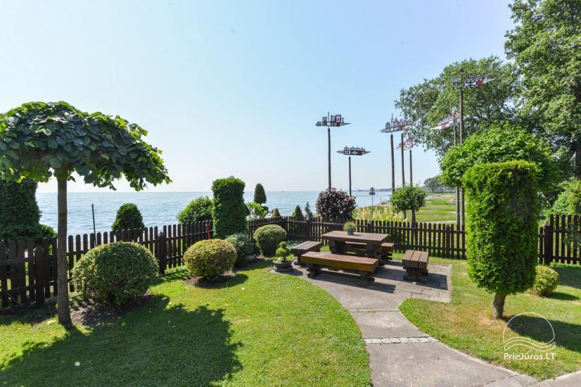 Rest House in Nida Villa Elvyra - 12
