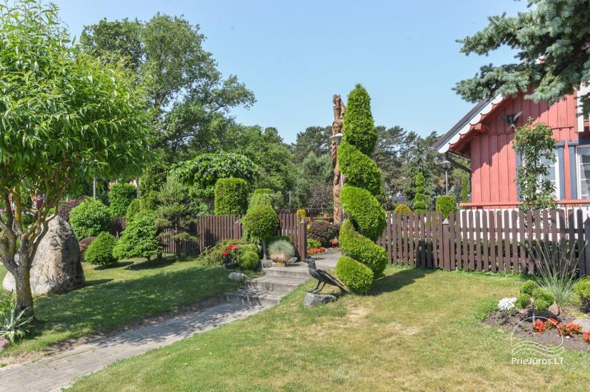 Guest House in Nida Villa Elvyra - 8