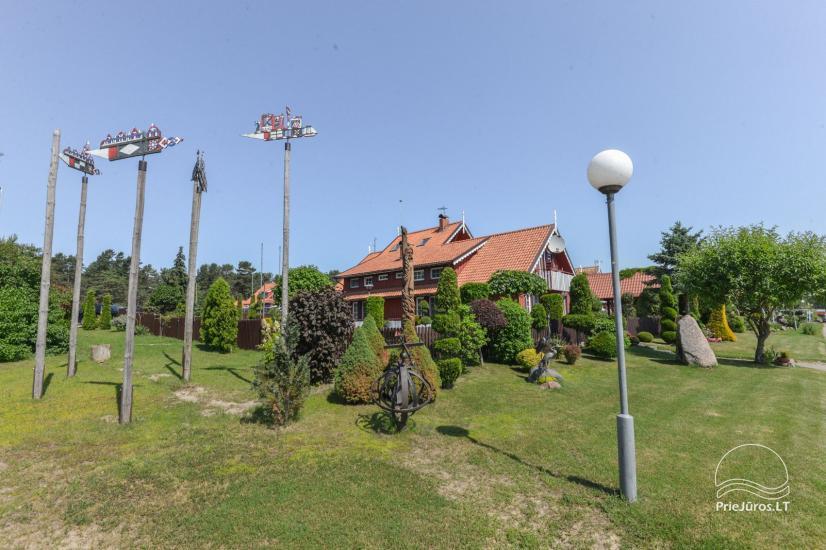 Gästehaus in Nidden Villa Elvyra - 3