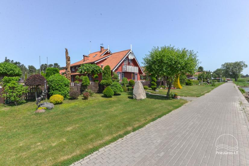 Viesu nami Nidā Villa Elvyra - 14