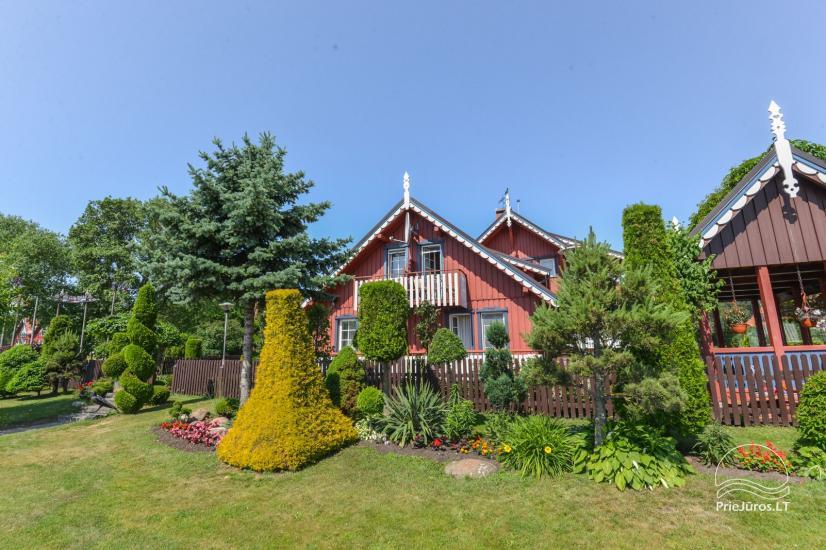 Gästehaus in Nidden Villa Elvyra - 1